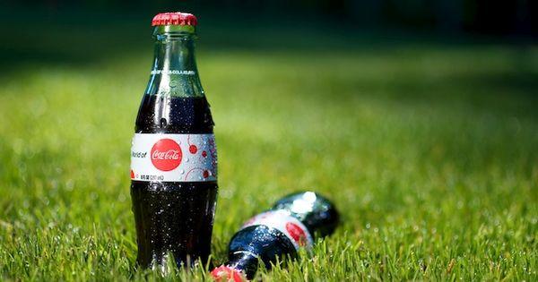 Cola Flecken cola ist doch für etwas gut - 12 anwendungen im haushalt