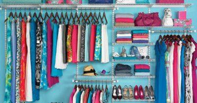 Kleiderschränke sind oft zu groß, extrem unpraktisch aufgebaut und unübersichtlich. So werden selbst klitzekleine Schränke zu übersichtlichen Platzwundern.