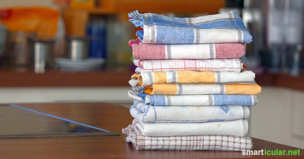 Küchenrollen werden immer beliebter und die Müllberge türmen sich. Dabei stellt sich die Frage, sind sie überhaupt notwendig und geht es nicht auch anders?