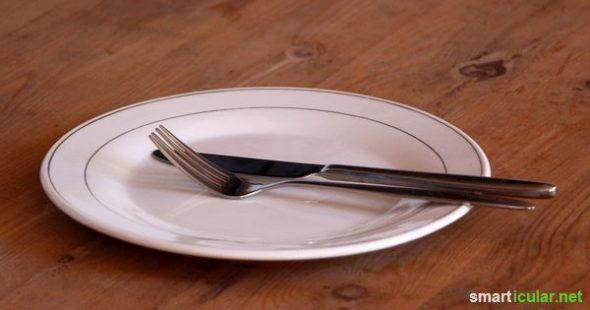 Weniger ist oft mehr, gilt das auch fürs Essen? Finde heraus, weshalb bewusstes Fasten gut für die Gesundheit ist.