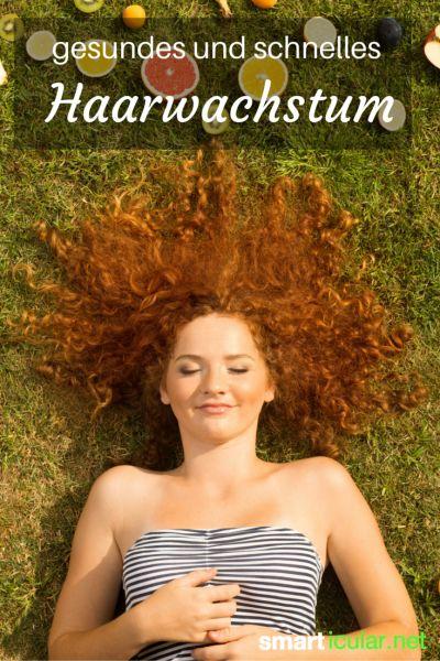 Fettige haare gut fur haarwachstum
