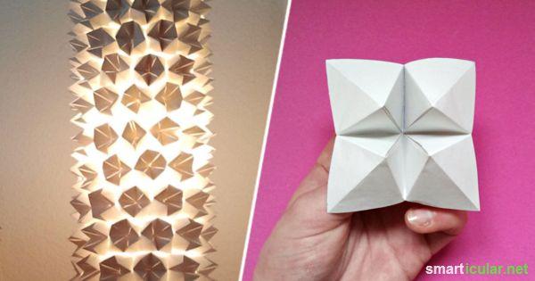 Unansehnliche Lampenschirme müssen nicht entsorgt werden. Mit ein paar kreativen Ideen kannst du sie schnell zu wahren Kunstwerken umgestalten.