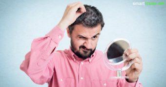 Ärgerst du dich auch immer öfter über ein neues graues Haar? Mit diesen Tipps gehst du die Ursachen an und zögerst das Problem der grauen Haare hinaus.