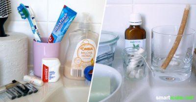Neben der Küche ist das Badezimmer der Ort mit den meisten Plastikprodukte. Warum und wie du sie ersetzen kannst, erfährst du hier!