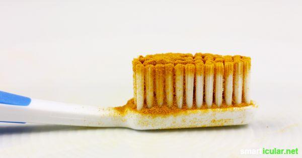8 wirksame Hausmittel gegen Zahnverfärbungen