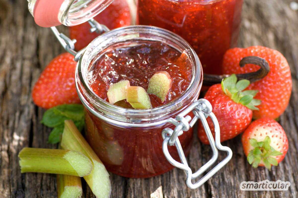Der Saisonkalender Mai verrät dir, welche regionale Obst- und Gemüsesorten jetzt reif sind -  zum Beispiel Erdbeeren, Rhabarber, Spargel und neue Kartoffeln.