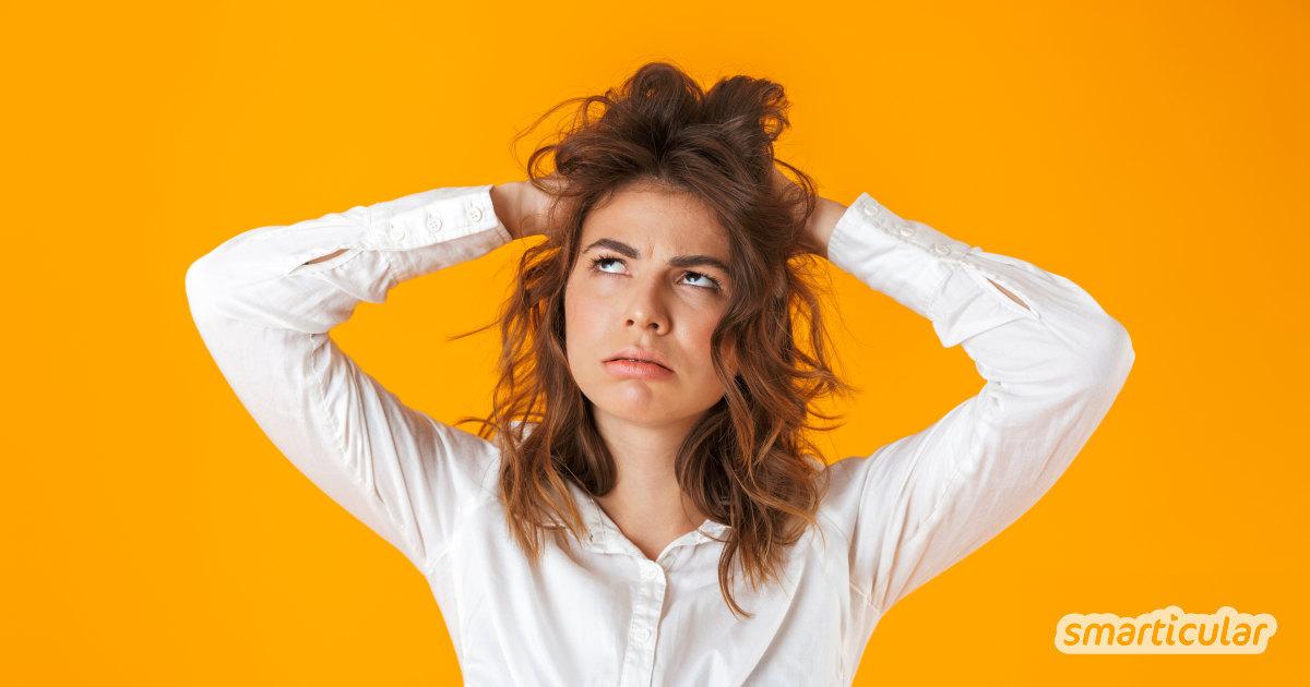 9 Natürliche Mittel Gegen Fettige Haare