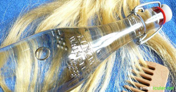 Haare waschen ohne shampoo gesund