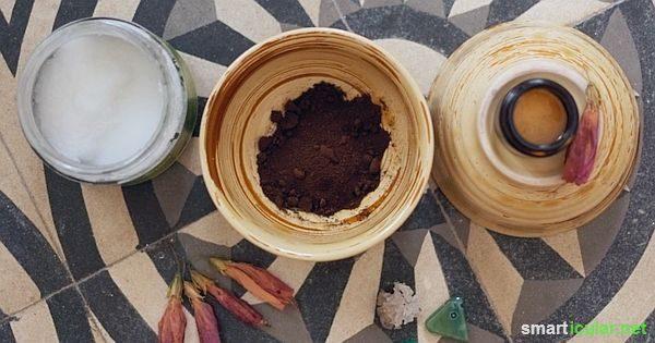 kaffee salbe gegen m de augen ganz leicht selbst gemacht. Black Bedroom Furniture Sets. Home Design Ideas