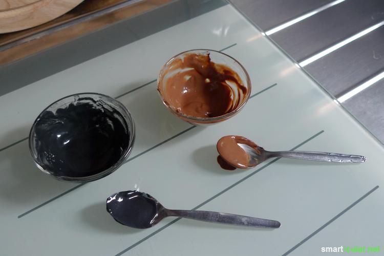 nat rliche wimperntusche aus nur 4 zutaten selbst herstellen. Black Bedroom Furniture Sets. Home Design Ideas
