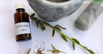 Das Öl der Nachtkerzen ist ein wunderbares, wenn auch teures Hautpflegeprodukt. So kannst du die Kräfte dieser Pflanze in selbstgemachtem Samenöl nutzen!