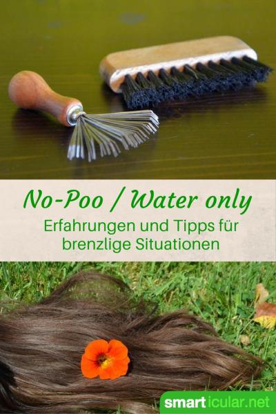 Liebäugelst du mit dem Gedanken, auf Shampoo zu verzichten, bist aber unsicher? Lies meinen Erfahrungsbericht und die top Tipps für schwierige Situationen!