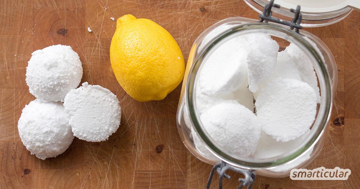 Wc Reiniger Tabs Selber Machen Mit Einfachen Hausmitteln