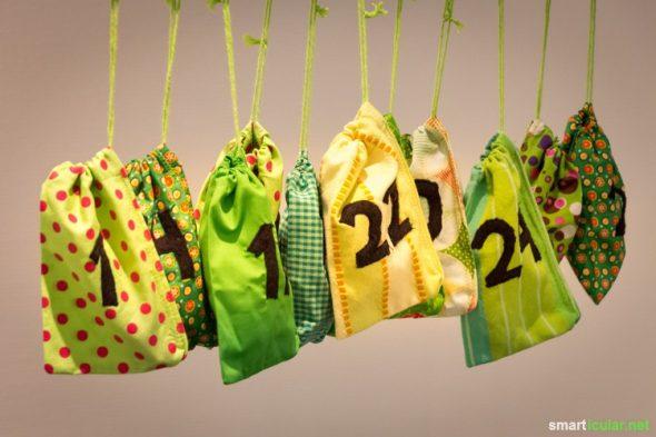 5 Upcycling Ideen Fur Selbstgemachte Adventskalender