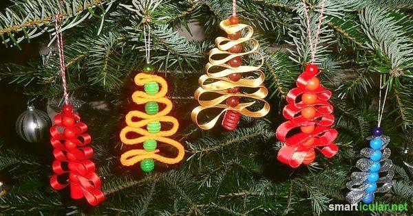 Selbermachen kategorie - Weihnachtsschmuck selber machen ...