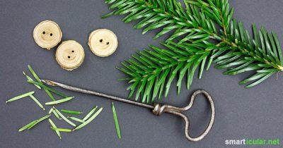 Abeschmückt und kahl gehört der Tannenbaum noch lange nicht auf den Müll. So verwertest du ihn sinnvoll weiter!