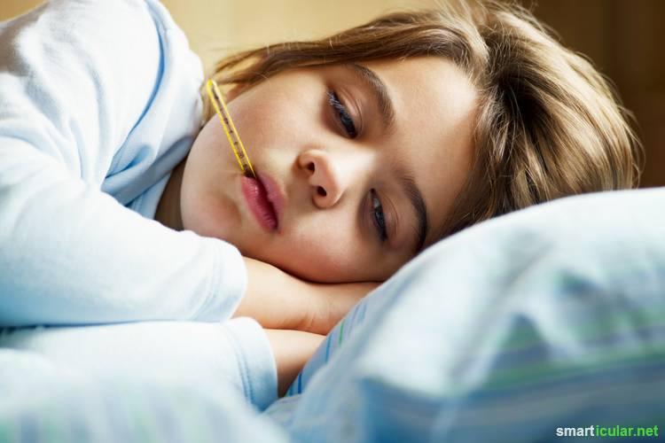 Omas Hausmittel: Erkältungsbeschwerden mit natürlichen Mitteln lindern.