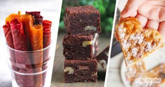 Wer gesund leben will, muss auf Süßes verzichten? Stimmt nicht! Diese leckeren Rezepte für süße Snacks versorgen große und kleine Naschkatzen mit gesunden Nährstoffen.