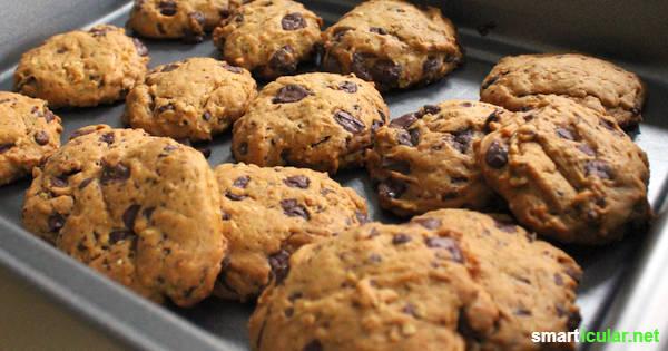 Chocolate chip cookies rezept ohne ei