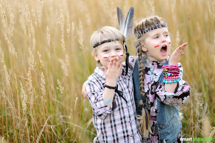 Kreative Low Budget Kinderkostume Selber Machen