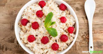 Frühstücks-Cerealien für Kinder sind nicht so gesund, wie die Werbung verspricht. Mit diesem vitalstoffreichen Kindermüsli starten sie gesund in den Tag!