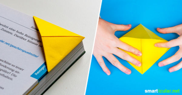 Fabulous Einfache und nützliche Dinge für den Alltag falten - Origami CL93