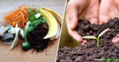 Mit diesen vier Methoden stellst du deine eigene Erde für Blumenkästen und zur Anzucht her und kannst dir die Schlepperei der Säcke vom Gartencenter sparen.