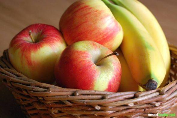 Braune Bananen nicht wegwerfen! Sie sind nicht nur aromatischer, sondern enthalten auch jede Menge gesunde Inhaltsstoffe, die du dir nicht entgehen lassen solltest.