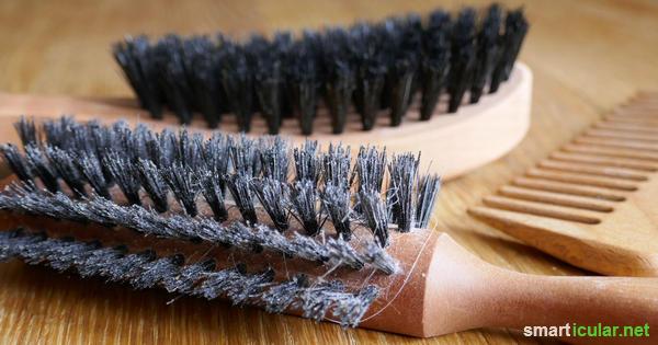 Spliss, Schuppen, fettige oder trockene Haare all das kannst du durch die richtige Bürste in den Griff bekommen - für natürlich schönes Haar ohne Chemie.