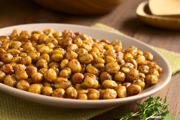 Kichererbsen schmecken nicht nur lecker, sie tun auch so einiges für deine Gesundheit - mit Tipps zur Zubereitung und vielen Rezepten.