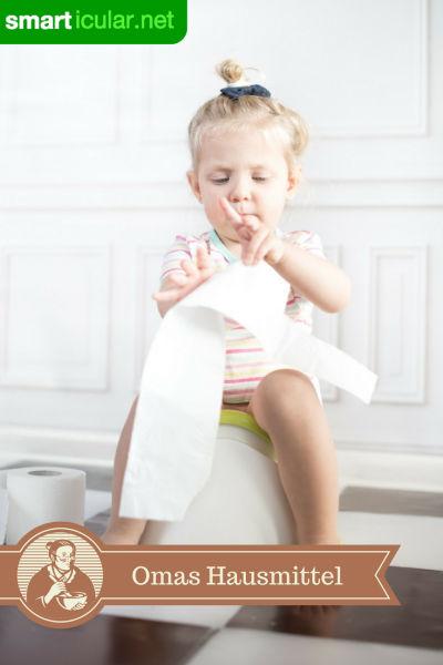 Omas Hausmittel Für Kinder Bei Durchfall Und Verstopfung