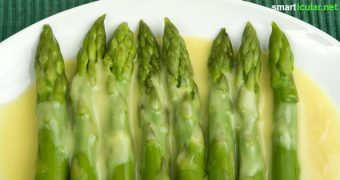 Weniger Kalorien, voller Geschmack: Mit diesen Sauce-Hollandaise-Rezepten ohne Butter und Ei kommen auch Veganer und ernährungsbewusste Genießer auf ihre Kosten.