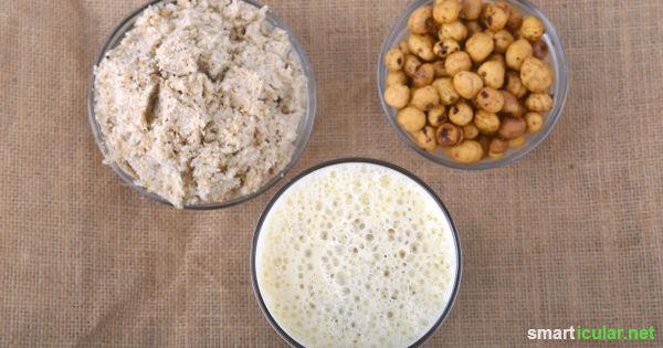 Gesund und Naschen muss sich nicht ausschließen: Erdmandeln sind süß und außerdem reich an Mineralien und Ballaststoffen, die lange satt machen.