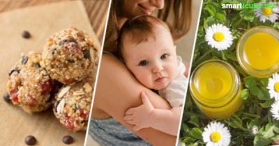 Pullerparty und Babyshower sind schöne Gelegenheiten, Baby und Eltern etwas zu schenken. Selbst gemachte, umweltfreundliche und entspannungsfördernde Dinge kommen gut an.