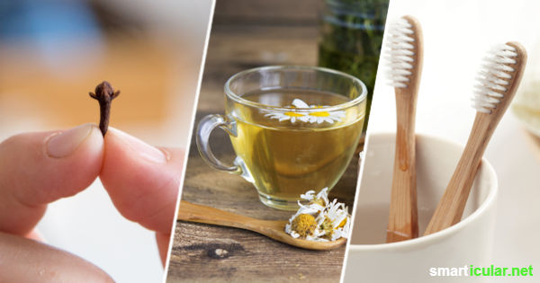 Zahnschmerzen durch empfindliche Zähne kommen oft ganz plötzlich. Diese einfachen Hausmittel lindern den akuten Schmerz und schützen dauerhaft Zähne und Zahnfleisch.
