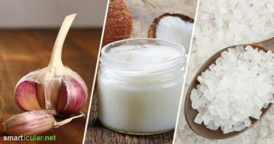 Entzündungen am Zahnfleisch können einem jeden Bissen verleiden - zum Glück gibt es zahlreiche natürliche Hausmittel, mit denen die Entzündung behandelt werden kann.