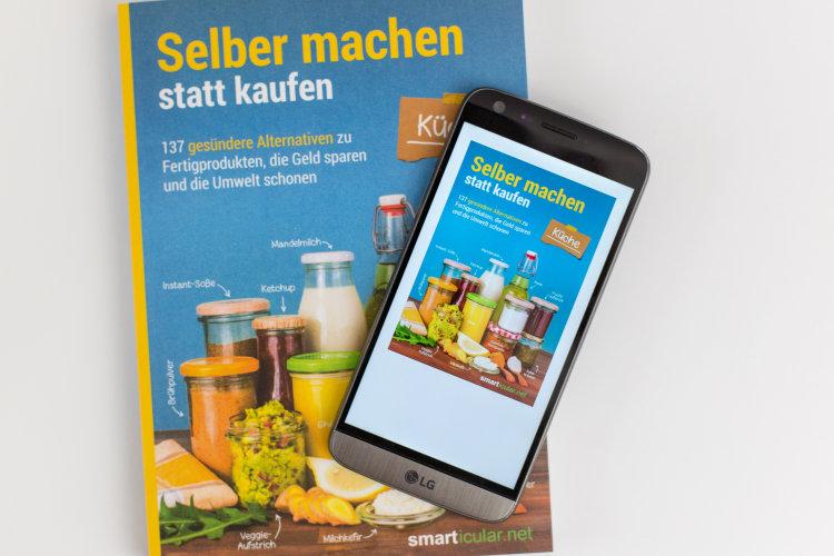 Selber machen statt kaufen - Küche - auch als eBook - smarticular.net