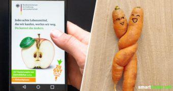 Werde selbst zum Foodsaver! Mit diesen Apps kannst du aktiv etwas gegen Lebensmittelverschwendung tun und auch noch Geld sparen. Und das direkt von deinem Smartphone aus.