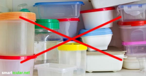 Plastikfreie Alternativen für die Küche - umweltfreundlicher und mit ...