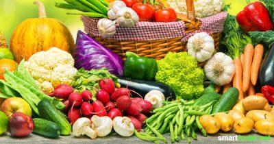 Gesund, frisch und umweltfreundlich kochen im August mit regionalen und saisonalen Rezeptideen.
