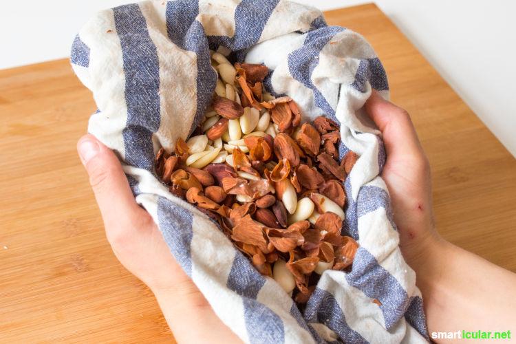 Das Vielseitigkeitswunder Mandelmus ist aus meiner Küche nicht mehr wegzudenken - mit diesem Rezept kannst du das Universalgenie ganz einfach selbst herstellen!