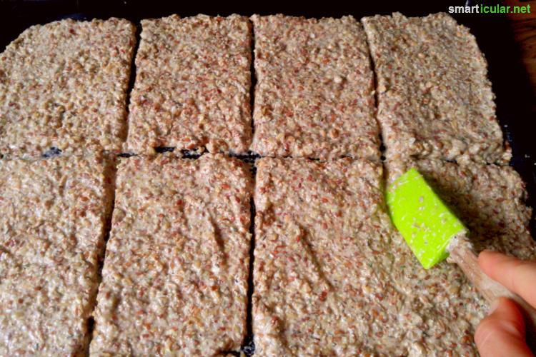 Ein gutes Brot braucht Zeit, und ein noch besseres Brot besteht aus mineralstoff- und vitaminreichem, gekeimtem Getreide! Dieses Rezept ist basisch, roh und wirklich lecker.