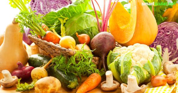 Mit diesen regionalen und saisonalen Rezeptideen kochst du im September gesund, preiswert und umweltbewusst.