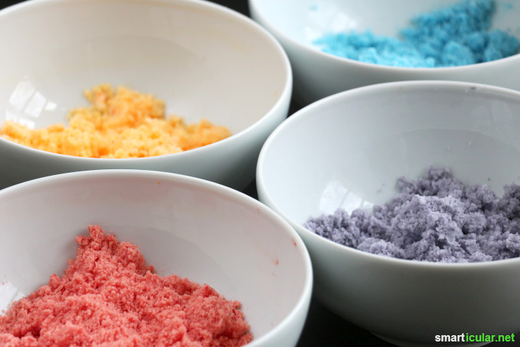 Rezept Für Badebomben Selbermachen Mit Natürlichen Zutaten