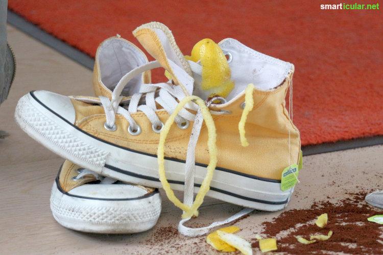Helfen Hausmittel Gegen Riechende Diese Schlecht Schuhe uKJF3l1Tc5