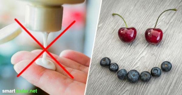 Die besten Cremes sind wertlos, wenn wir unsere Haut nicht von innen heraus jung halten. Diese 11 Lebensmittel nähren die Haut und bringen sie auf natürliche Weise zum Strahlen.