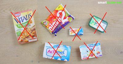 Stärkt Actimel wirklich die Abwehrkräfte, können Bonbons gesund sein und macht Vitalis wirklich vital? Besser als die vermeintlich gesunden Produkte sind diese Alternativen!