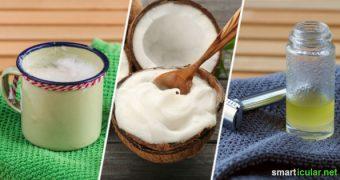 Gerade beim Rasieren braucht die Haut besondere Pflege! Diese Alternativen sind allesamt besser als Rasierschaum und kommen ohne Aludose aus.