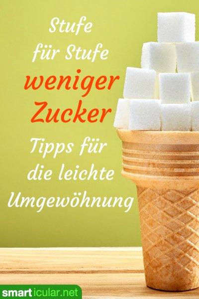Du kannst ohne Limo, Schokolade und Gummibärchen nicht leben? Denkst du! Mit dieser Strategie schaffst du den Zuckerentzug ganz leicht.