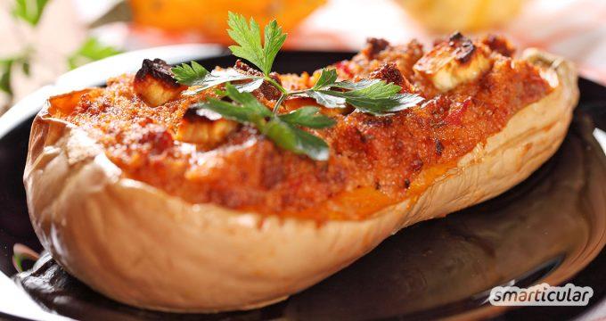 Diese regionalen und saisonalen Gerichte im Oktober sind preiswert, lecker und außerdem gut für die Umwelt.